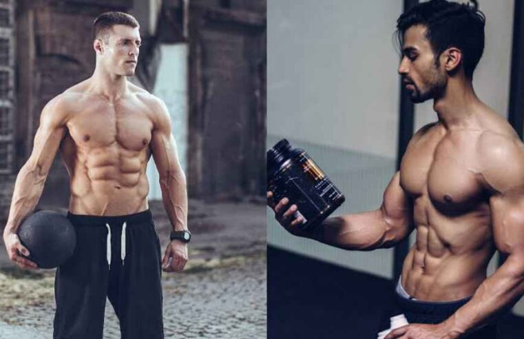Best Supplements for Men to gain a Lean Muscle