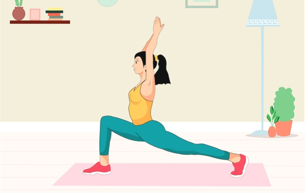 Yoga helps to increase Breast size